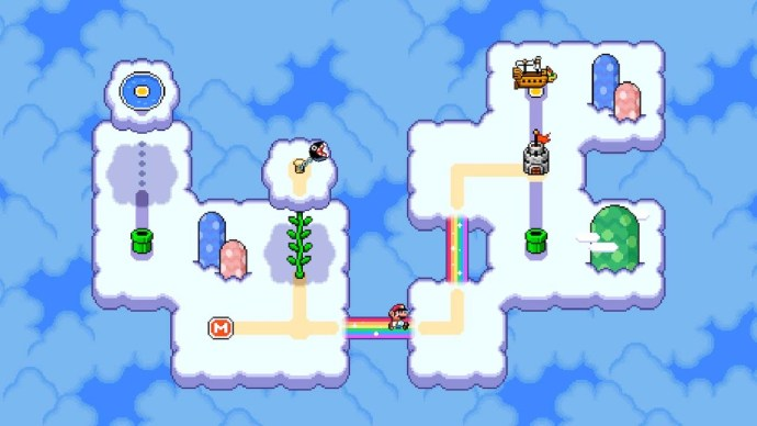 Super Mario Maker 2 Update3