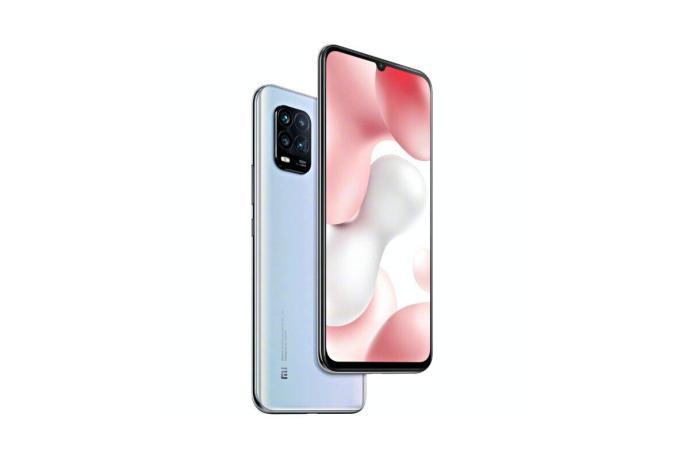 Xiaomi Mi 10 Lite 5g Zoom