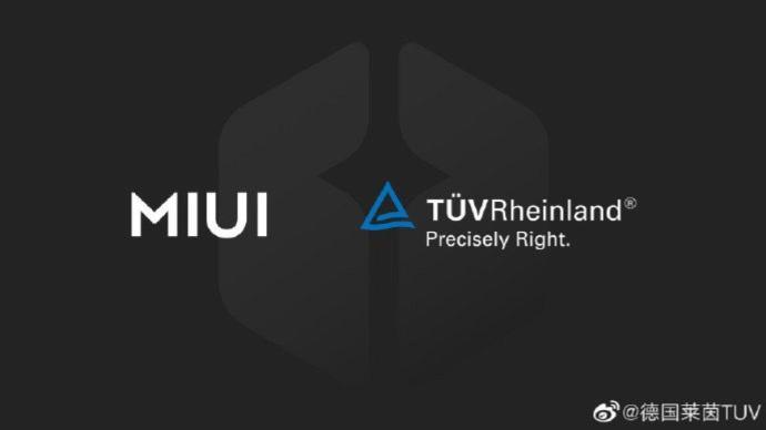 Xiaomi Miui Tuv
