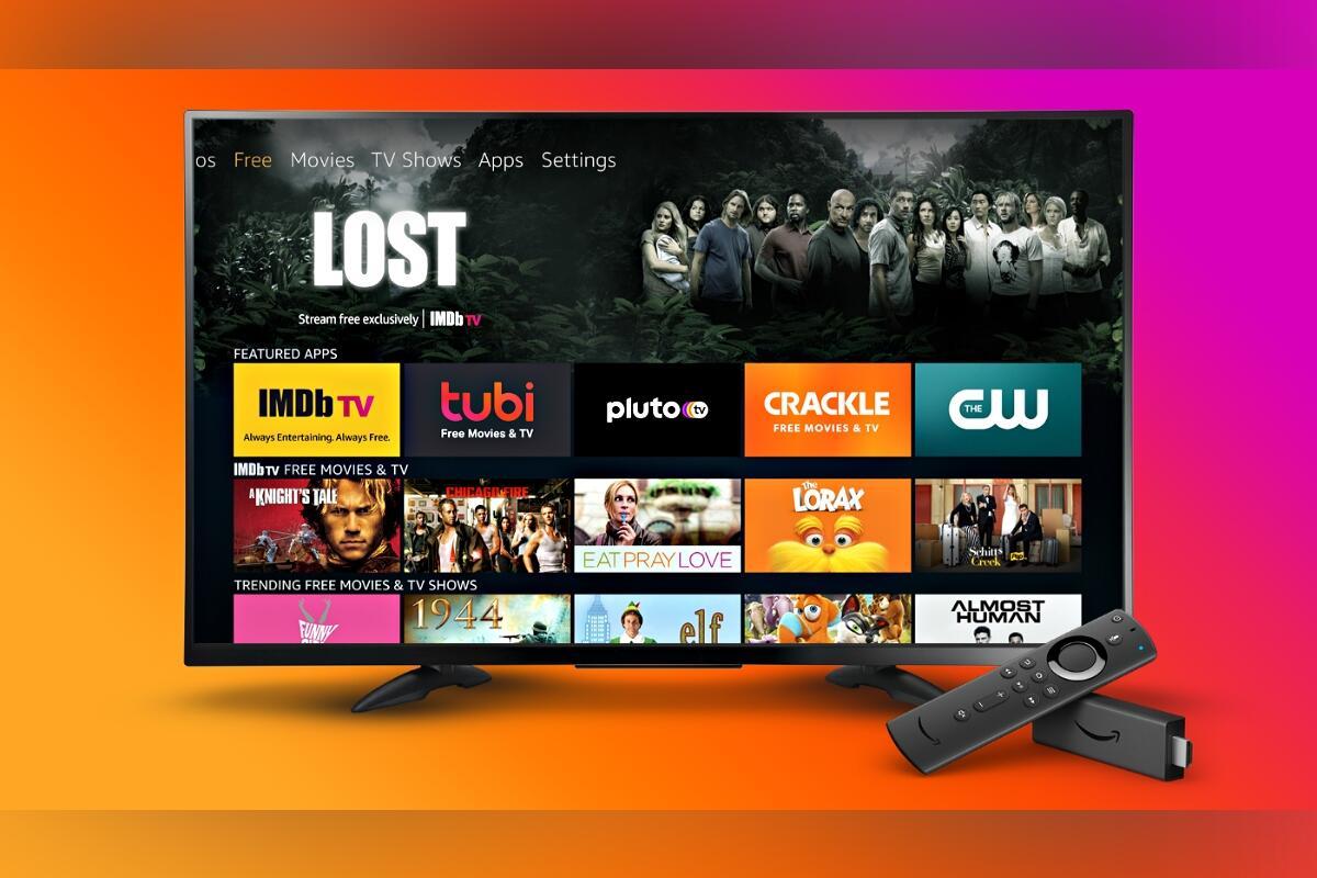 Amazon Fire Tv Free Tab
