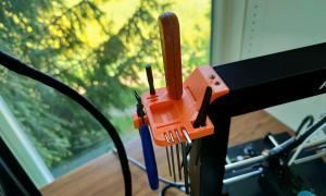 Anycubic Mega S Werkzeughalter