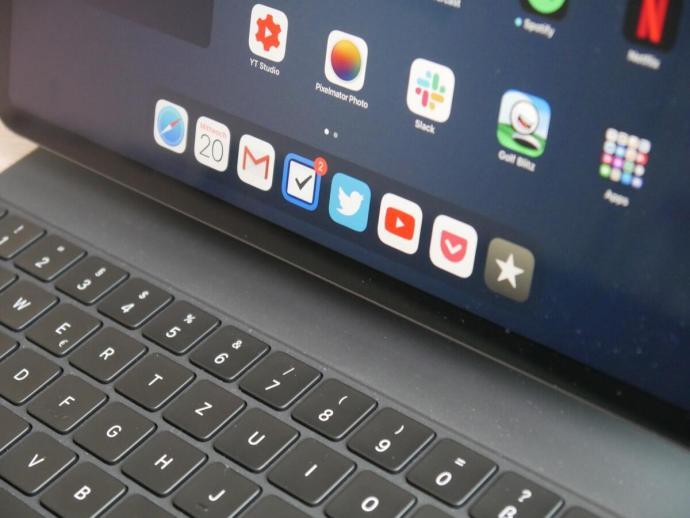 Apple Magic Keyboard Test2