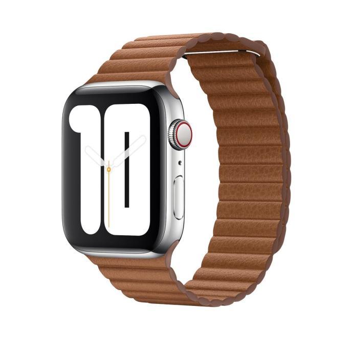 Apple Watch Series 5 Lederarmband