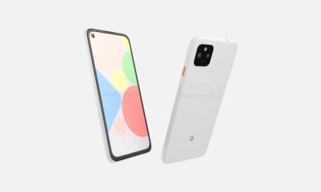 Google Pixel 4a Xl Render