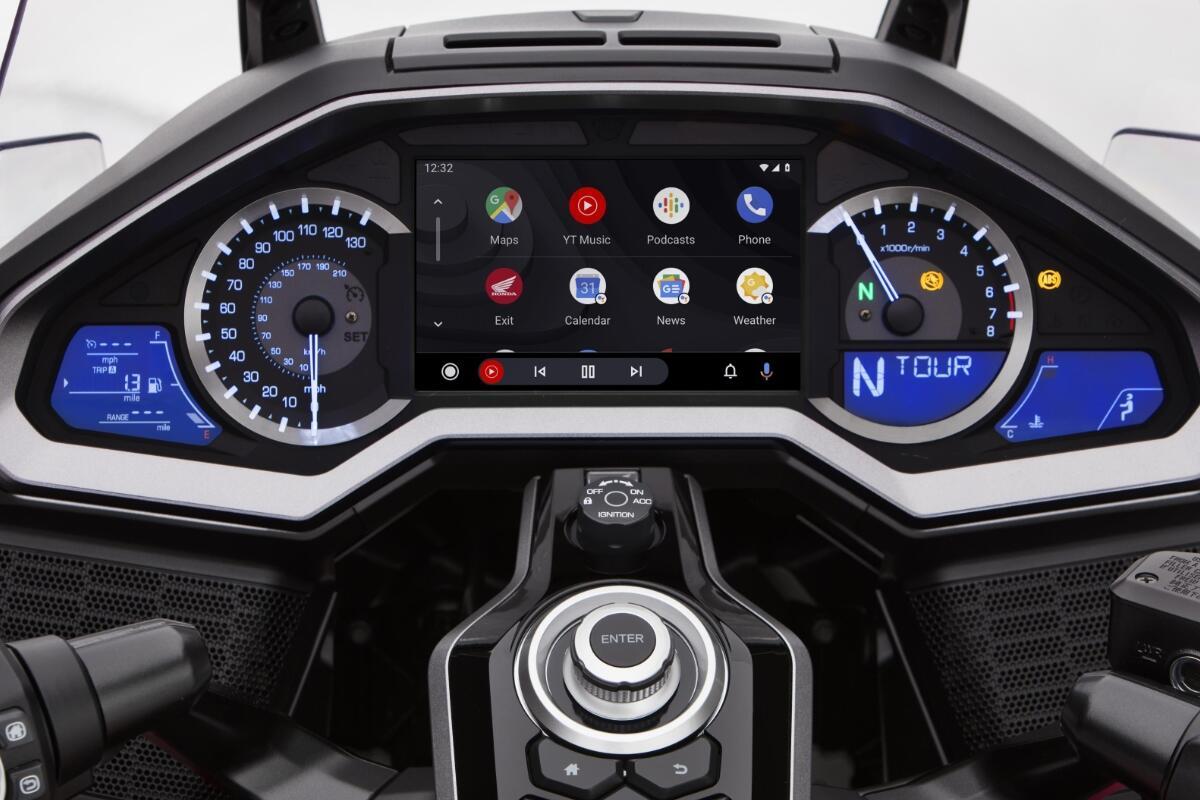 Honda Android Auto