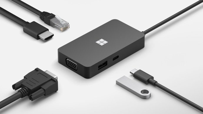 Microsoft Usb C Travel Hub