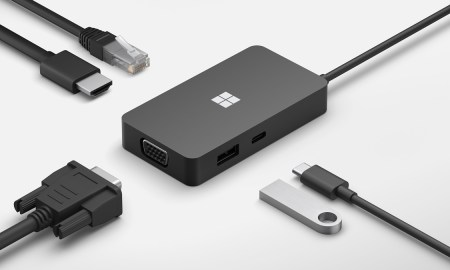 Microsoft Usb C Travel Hub