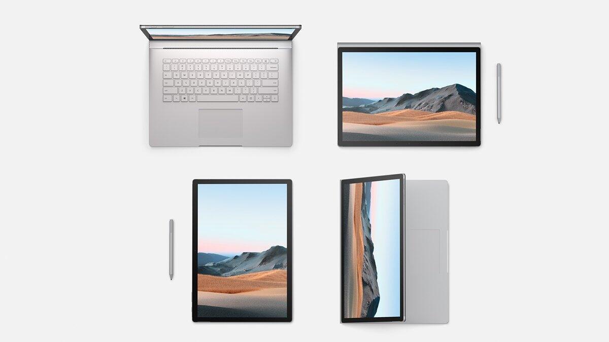 Microsoft Surface Book 3 2