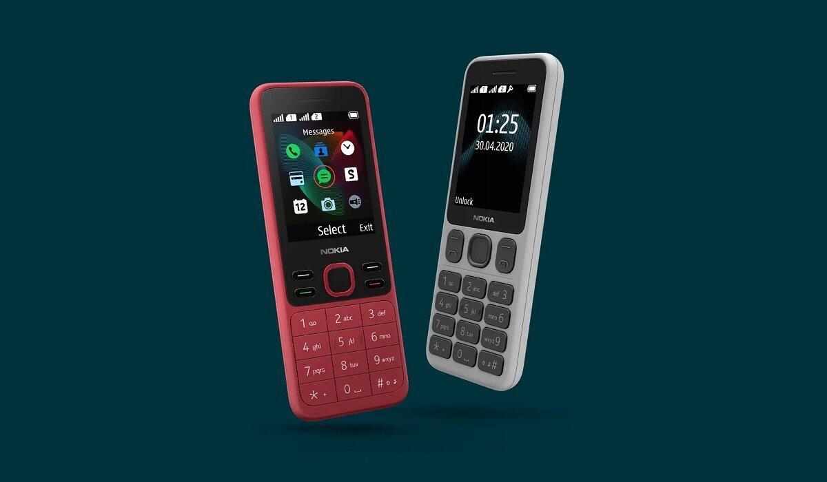 Nokia 125 150