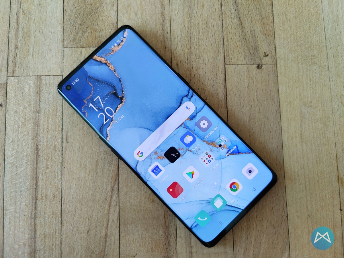 Oppo Find X2 Neo Display