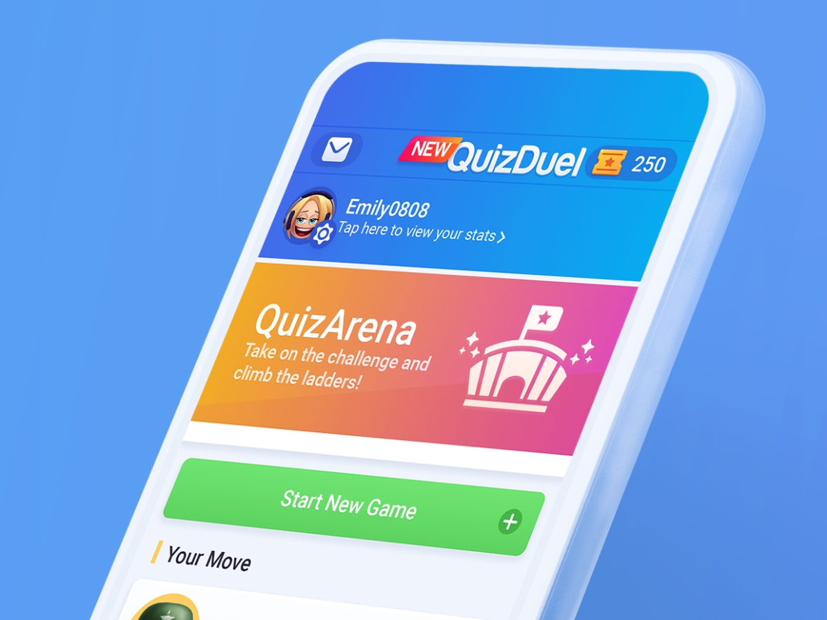 Quizduell New Header