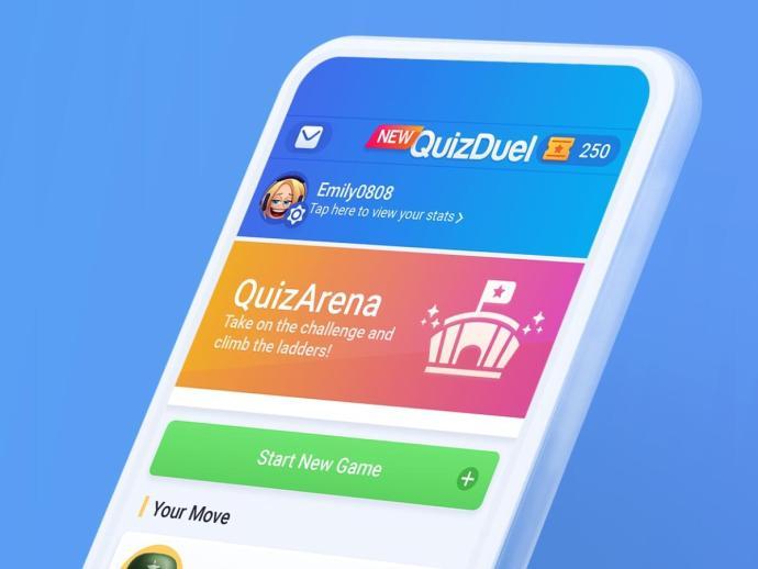 Quizduell New Header