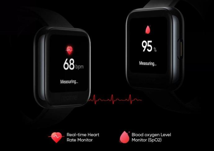 Realme Watch Gesundheit