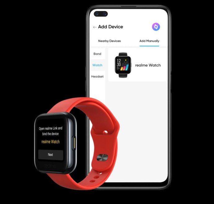 Realme Watch Smartphone
