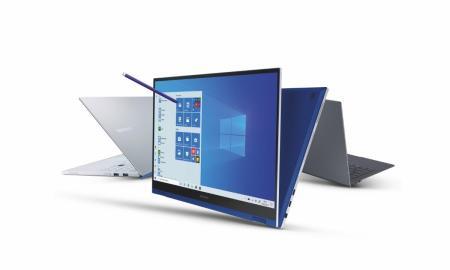 Samsung Laptop Header