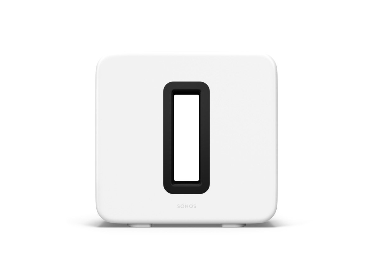 Sonos Sub 3 Weiss Front