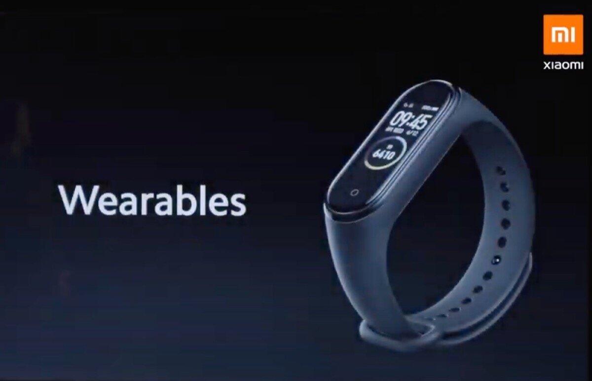 Xiaomi Wearables 2020