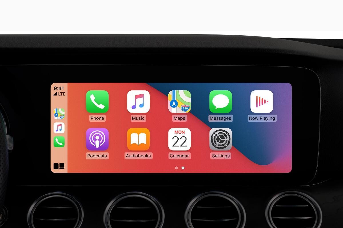 Apple Carplay Ios 14 Header