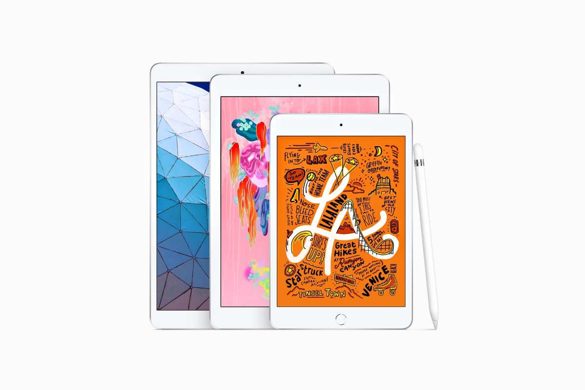Apple Ipad Lineup Header