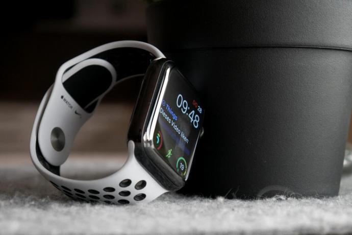 Apple Watch Topf