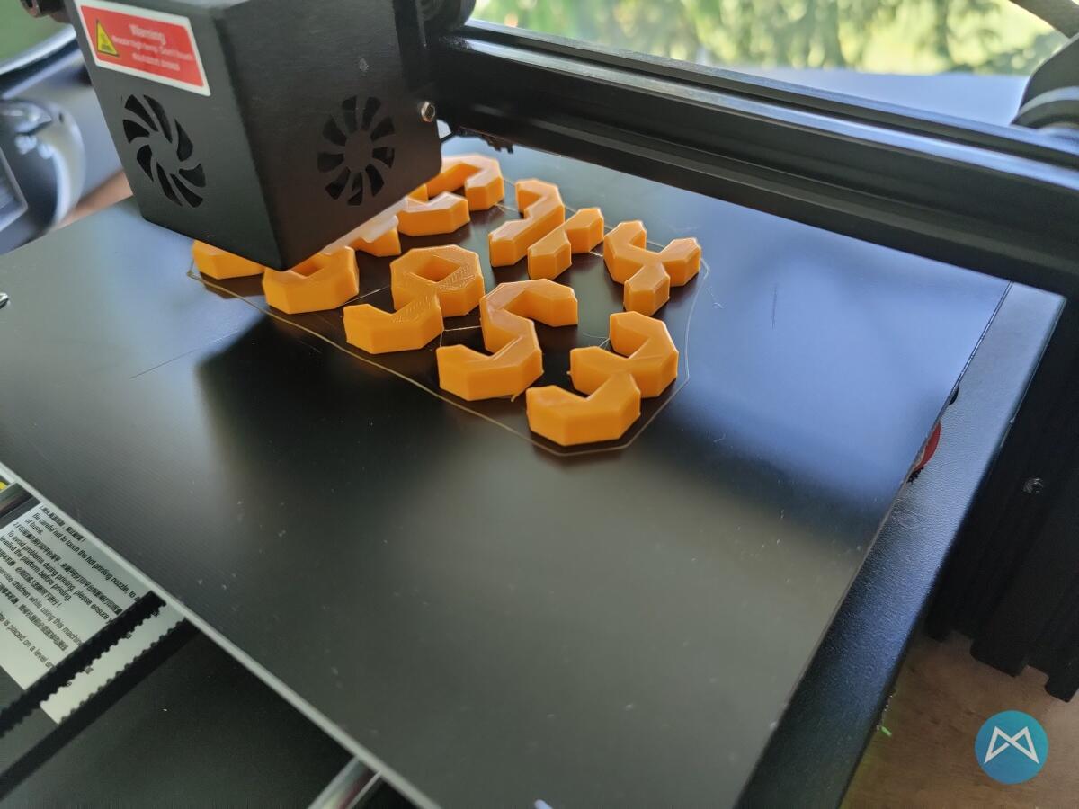 Druckplatte Ersatz