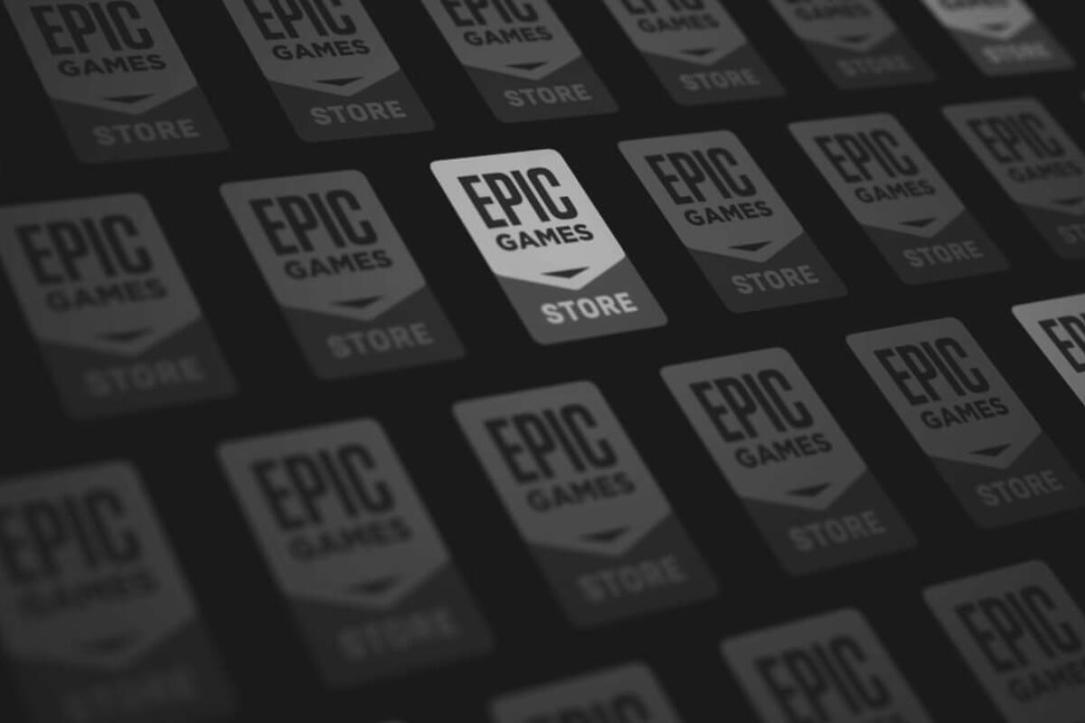 Epic Games Store Header