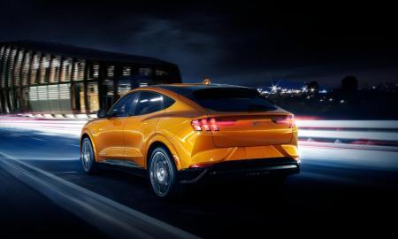 Ford Mustang Mach E Gt Back Header