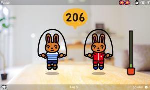 Nintendo Switch Jump Rope Challenge Screen1