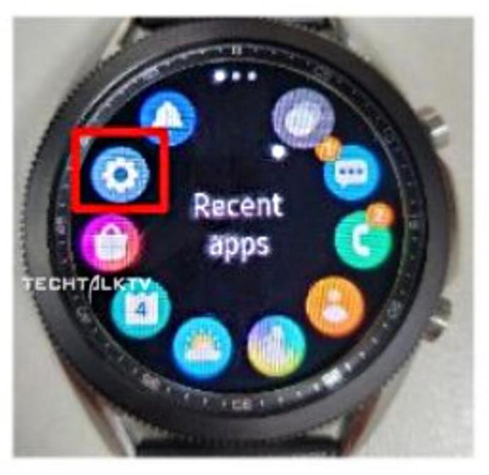 Samsung Galaxy Watch 3 Leak1