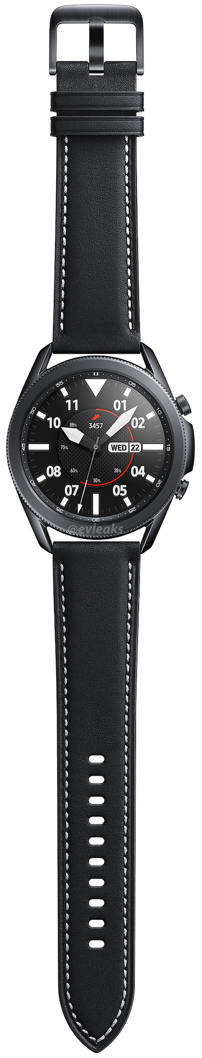 Samsung Galaxy Watch 3 Schwarz