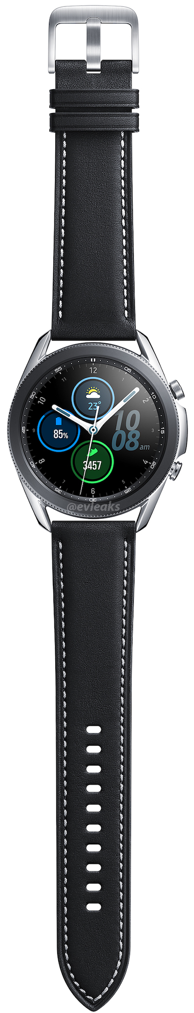Samsung Galaxy Watch 3 Silber