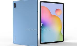 Samsung Galaxy Tab S7 Render 3