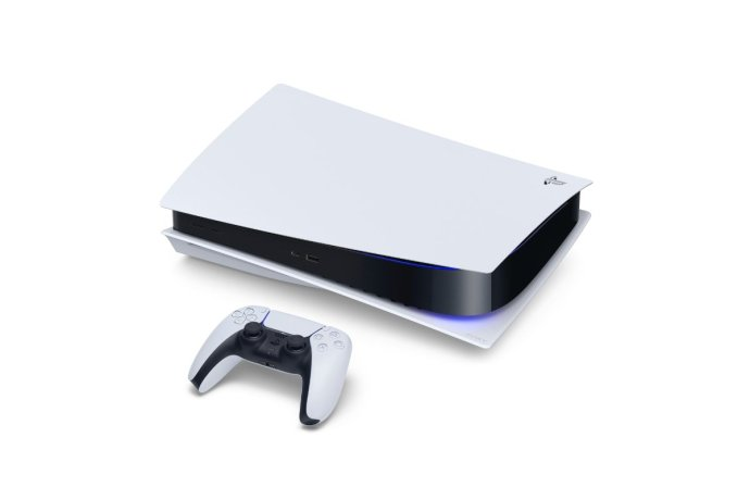 Sony Playstation 5 Seite