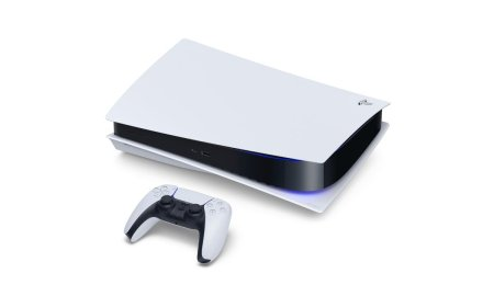 Sony Playstation 5 Seite