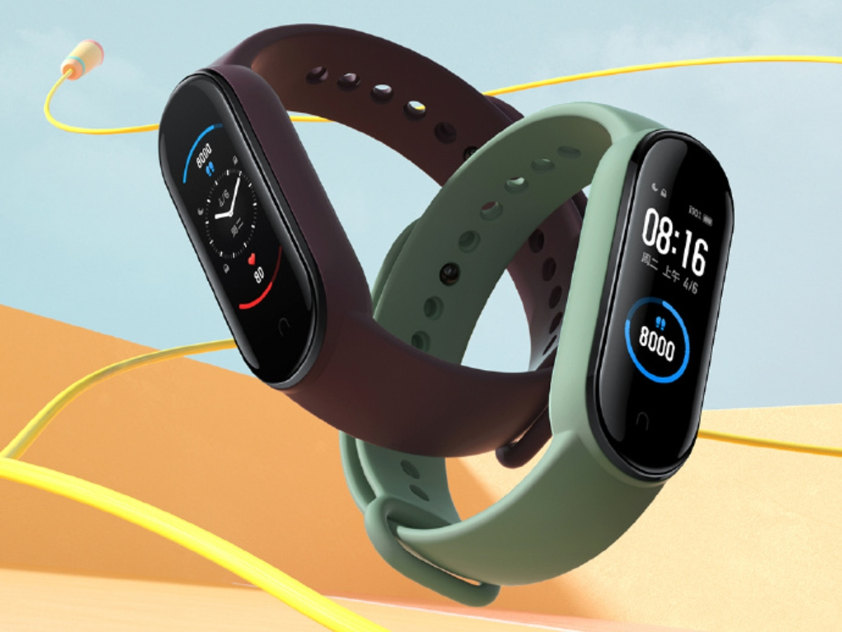 Xiaomi Mi Band 5 Bild Header
