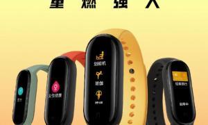 Xiaomi Mi Band 5 Poster