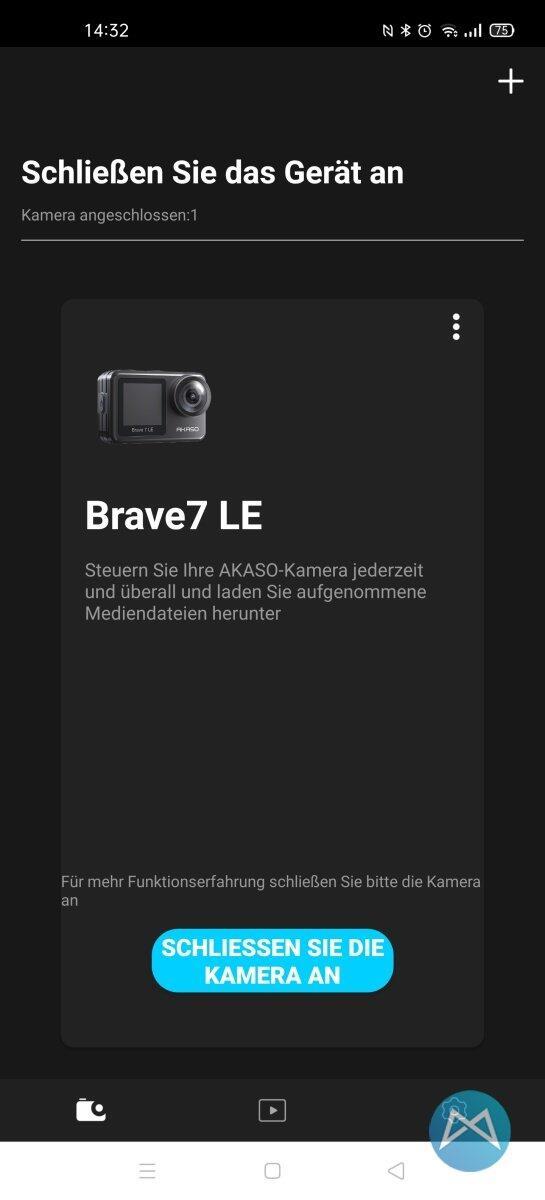 Akaso Brave 7 Le App Login