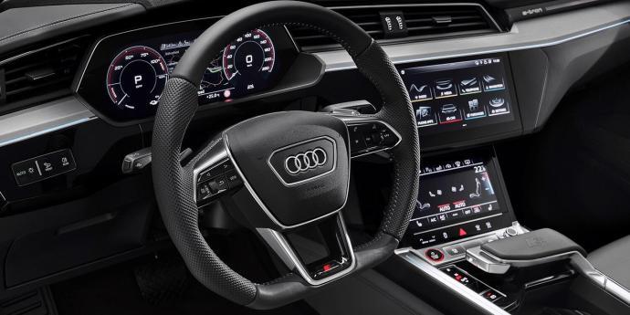Audi E Tron S Sportback Innen