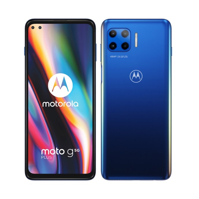 Motorola Moto G 5g Plus Bild2