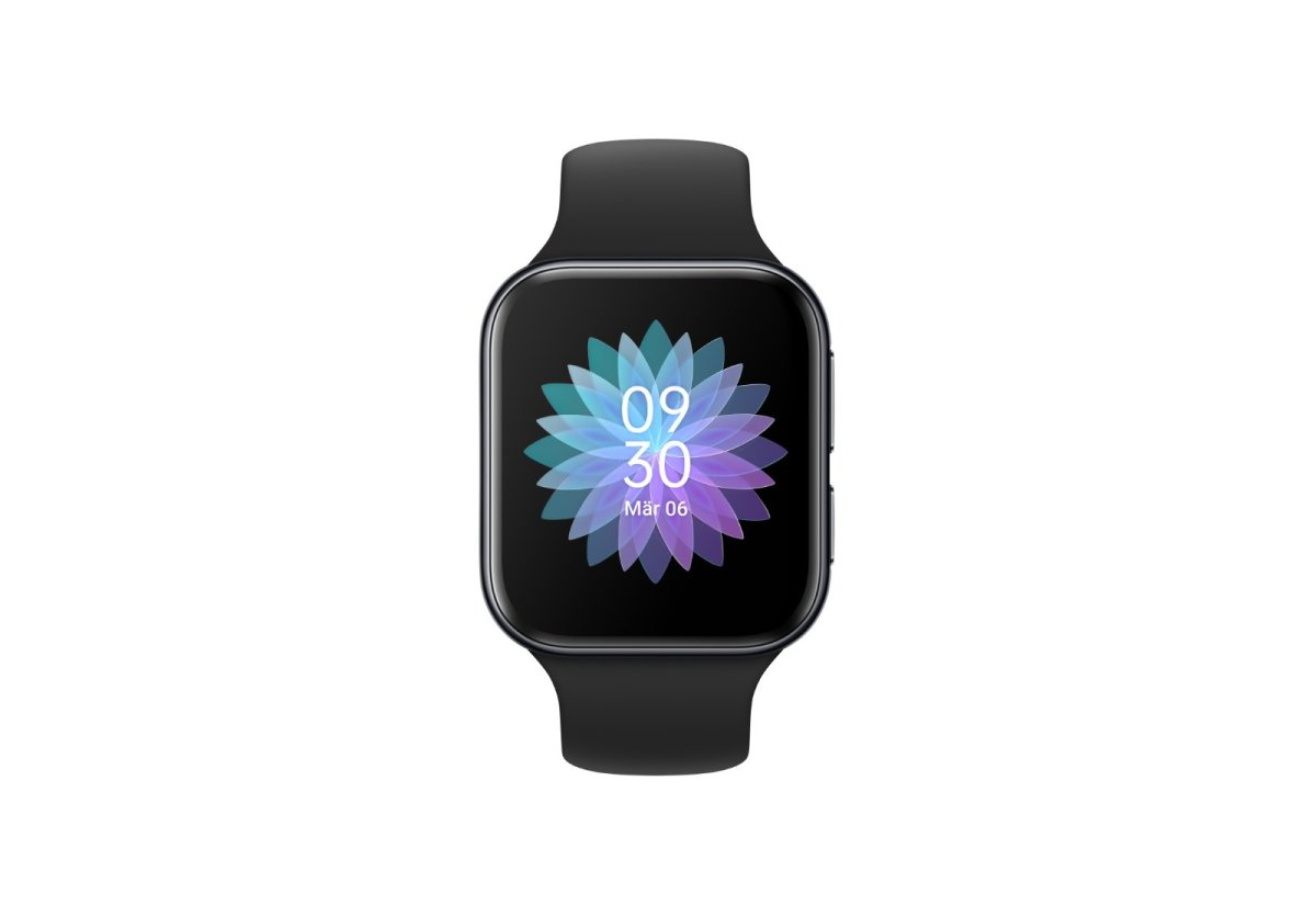 Oppo Watch Header