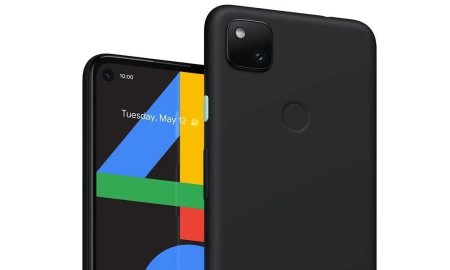 Pixel 4a Google Store