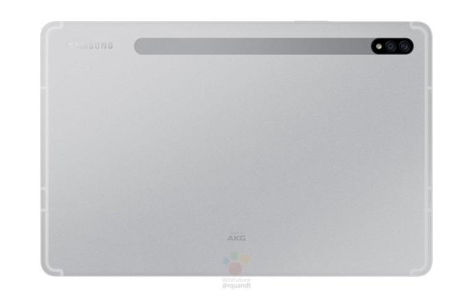 Samsung Galaxy Tab S7 Back