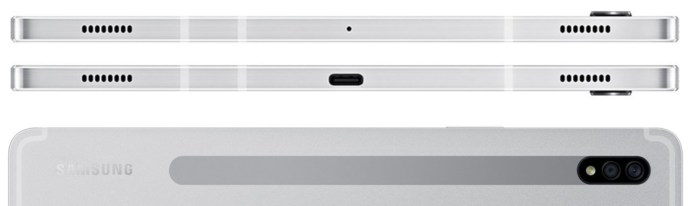 Samsung Galaxy Tab S7 Details