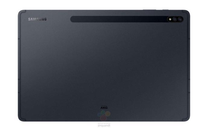 Samsung Galaxy Tab S7 Plus Back