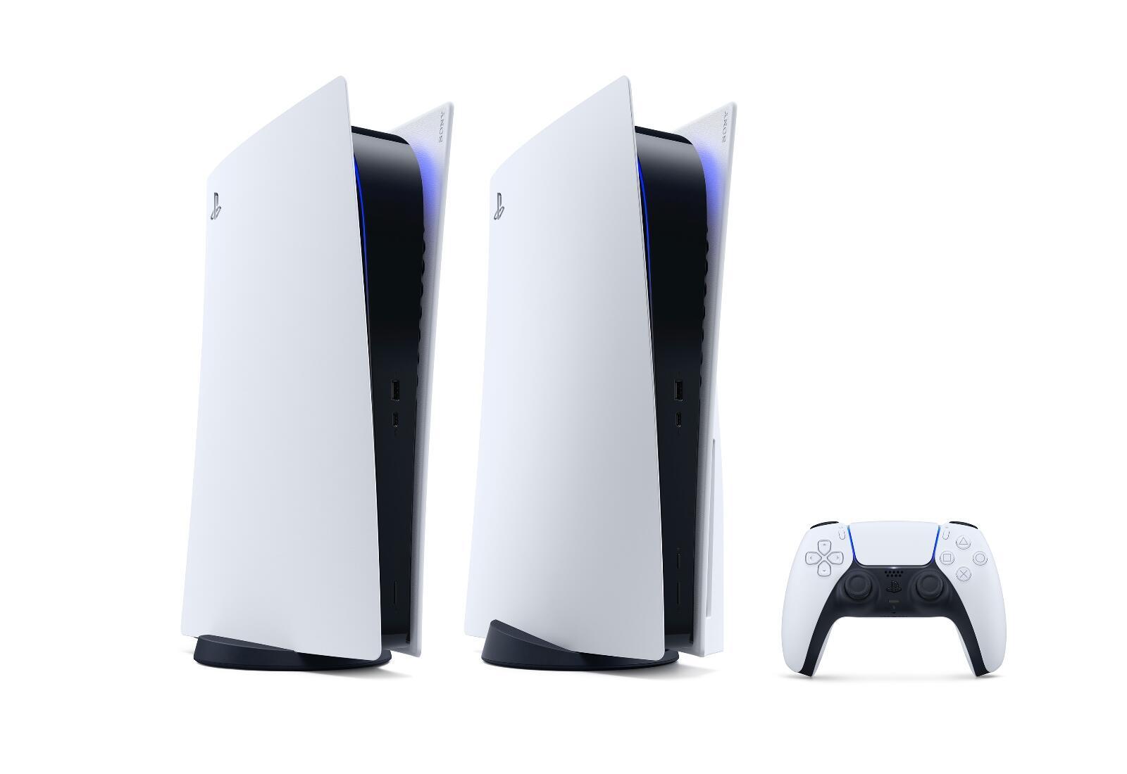 Sony Playstation 5 Versionen
