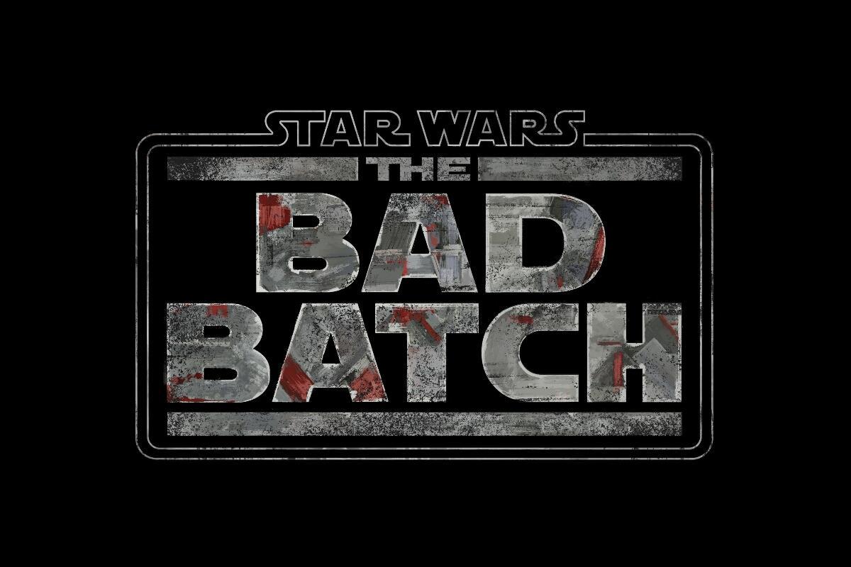 Star Wars The Batch Header