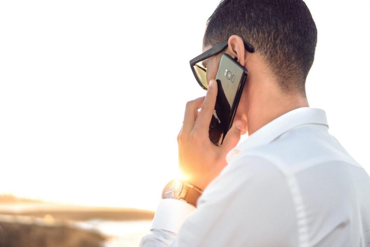 Telefon Handy Smartphone 2