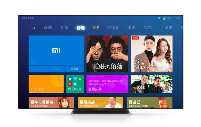 Xiaomi Mi Oled Tv Miui