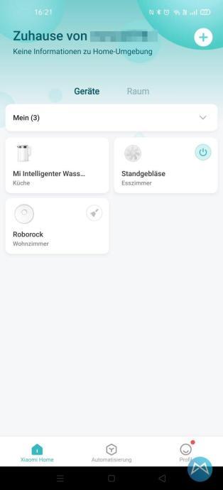 Xiaomi Mi Smart Standing Fan App 3