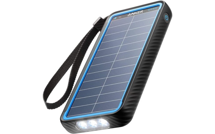 Anker Powercore Solar 10000 2